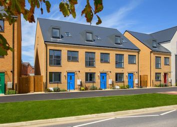 """Thumbnail 3 bed terraced house for sale in """"Rochester"""" at Fen Street, Brooklands, Milton Keynes"""