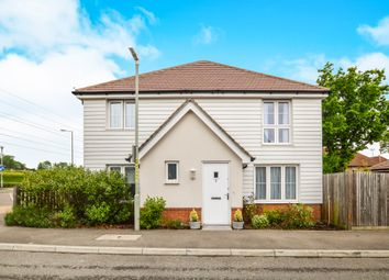 Thumbnail 3 bed semi-detached house for sale in Farmers Way, Kingsnorth, Ashford