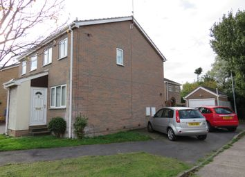 Thumbnail 2 bed semi-detached house for sale in Finch Croft, Sutton-On-Hull, Hull