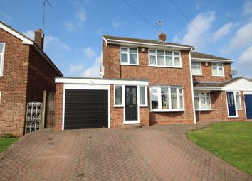 Thumbnail 3 bed semi-detached house for sale in Rossendale Way, Nuneaton