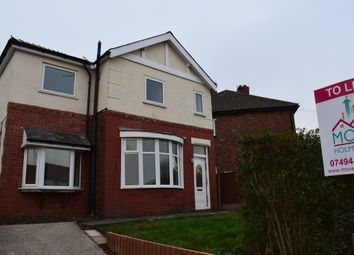 Thumbnail 3 bed detached house to rent in Meyler Avenue, Blackpool