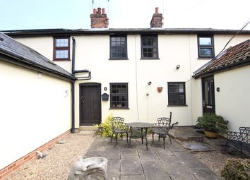 Thumbnail 2 bed cottage for sale in Lower Road, Hemingstone, Ipswich. Suffolk