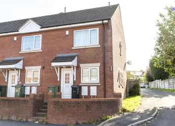 3 bed end terrace house for sale in Vicarage Road, Oldbury, West Midlands B68