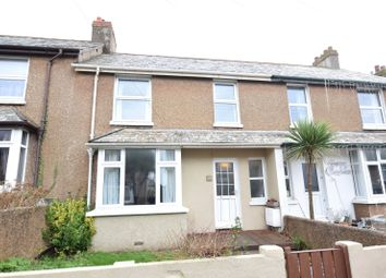Thumbnail 3 bed semi-detached house for sale in Fairfield Road, Bude, Cornwall
