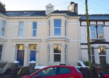 Thumbnail 8 bed terraced house for sale in Lisson Grove, Mutley, Plymouth