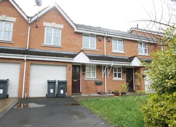 Thumbnail 3 bed town house to rent in Regents Close, Edgbaston