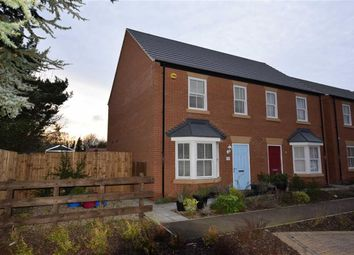 Thumbnail 3 bed property for sale in Hazel Walk, Alford, Lincolnshire