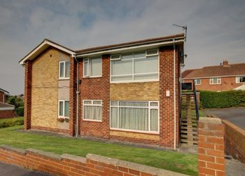 Thumbnail 1 bedroom flat for sale in Carlisle Crescent, Penshaw, Houghton Le Spring