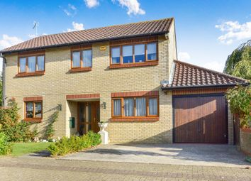 4 bed detached house for sale in Daubeney Gate, Shenley Church End, Milton Keynes MK5