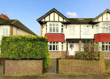 Thumbnail 3 bed semi-detached house for sale in Tring Avenue, London