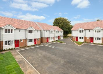 Thumbnail 3 bed semi-detached house for sale in Aspinall Close, Bekesbourne, Canterbury