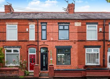 Thumbnail 2 bed terraced house for sale in Broadbent Street, Swinton, Manchester