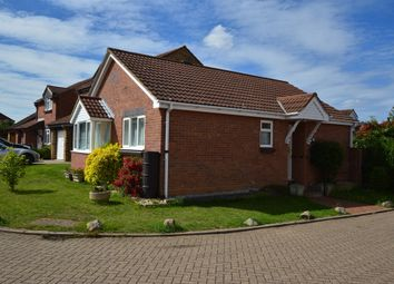 Thumbnail 2 bed semi-detached bungalow to rent in Poachers Close, Chatham