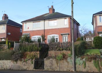Thumbnail 2 bed semi-detached house to rent in Silverdale Road, Newcastle Under Lyme