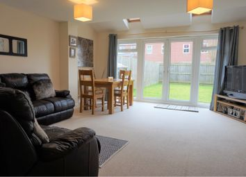 Thumbnail 3 bed town house for sale in Conisborough Mews, Brough
