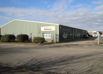 Thumbnail Warehouse to let in Europa Way, Wisbech, Cambridgeshire