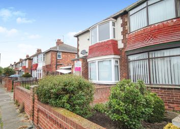 Thumbnail 3 bedroom semi-detached house for sale in Amberton Road, Hartlepool