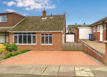 2 bed semi-detached bungalow for sale in Lamerton Grove, Longton, Stoke-On-Trent ST3