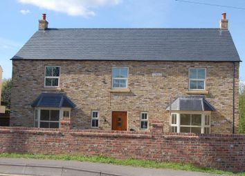 Thumbnail 5 bed detached house for sale in Station Road, Langworth