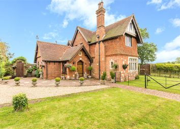 Thumbnail 4 bed detached house for sale in Roodlands Lane, Four Elms, Edenbridge, Kent