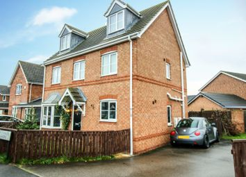 Thumbnail 5 bed detached house for sale in Applethwaite Gardens, Saltburn-By-The-Sea, Cleveland