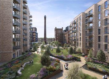 Horlicks Quarter, Stoke Gardens, Slough SL1. 1 bed flat for sale