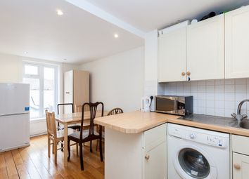 Thumbnail 3 bed flat to rent in Askew Road, London