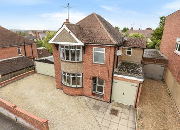 Thumbnail 3 bed detached house for sale in York Road, Higham Ferrers, Northamptonshire.