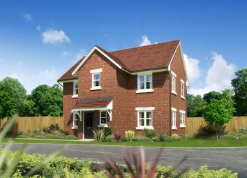 """Thumbnail 4 bed detached house for sale in """"Westwood"""" at Moorfields, Willaston, Nantwich"""