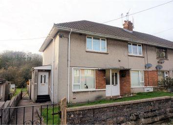 Thumbnail 2 bed flat for sale in Onslow Terrace, Brynmenyn, Bridgend