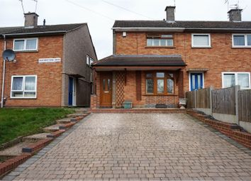 Thumbnail 2 bed semi-detached house for sale in Featherstone Drive, Eyres Monsell