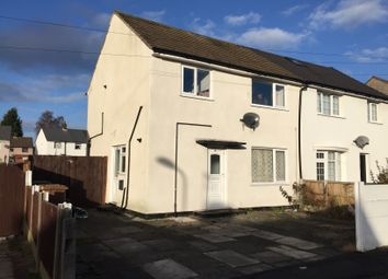 Thumbnail 1 bed flat to rent in Downway Lane, Parr, St. Helens