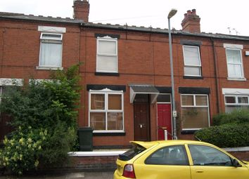 Thumbnail 2 bed terraced house to rent in Ludlow Road, Earlsdon, Coventry