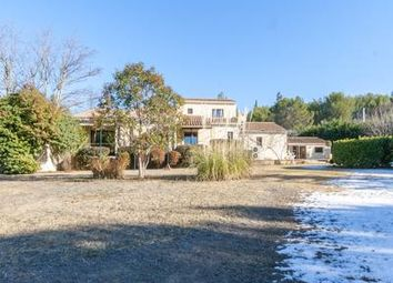Thumbnail 5 bed villa for sale in St-Cannat, Bouches-Du-Rhône, France