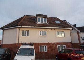 Thumbnail 2 bedroom flat for sale in Gillian Crescent, Gidea Park, Romford