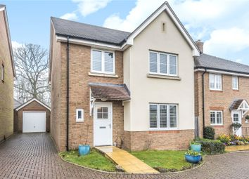 Thumbnail 4 bed detached house for sale in Charters Close, Four Marks, Alton, Hampshire