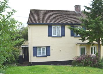 Thumbnail 3 bedroom semi-detached house for sale in Gould Road, Barnstaple