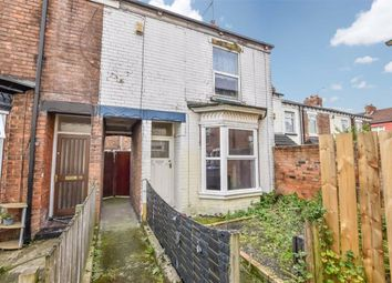 Thumbnail 2 bed end terrace house for sale in Chatham Street, Anlaby Road, Hull