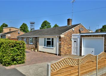 Thumbnail 3 bed detached bungalow for sale in Radcliffe Close, Stamford