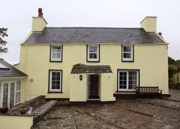 Thumbnail 3 bed detached house for sale in Stockfield Road, Cronk Y Voddy