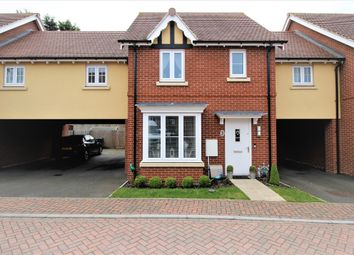 Thumbnail 4 bed link-detached house for sale in Finch Walk, Sible Hedingham, Halstead