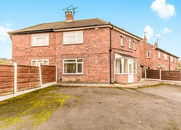 Thumbnail 3 bed semi-detached house for sale in Tuffley Road, Wythenshawe, Manchester