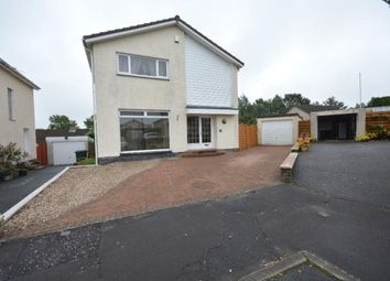 Thumbnail 3 bed detached house for sale in Milton Drive, Kilmarnock