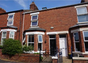 Thumbnail 3 bedroom terraced house for sale in Murray Street, York