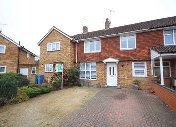 Thumbnail 3 bedroom detached house for sale in Merryhill Road, Bracknell