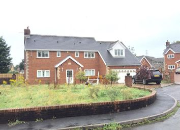 Thumbnail 5 bedroom detached house for sale in Plas Gwernfadog Drive, Ynysforgan, Swansea