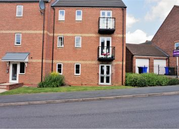 Thumbnail 2 bed flat for sale in Bur Tree Drive, Stoke-On-Trent