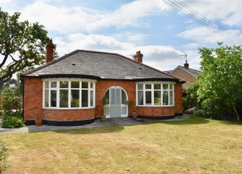 Thumbnail 4 bed detached bungalow for sale in Bridgwater Road, Bathpool, Taunton
