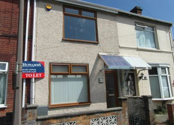 Thumbnail 3 bedroom property to rent in Selby Street, Lowestoft