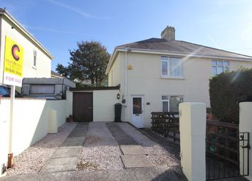 Thumbnail 3 bedroom semi-detached house for sale in Salisbury Avenue, Torquay